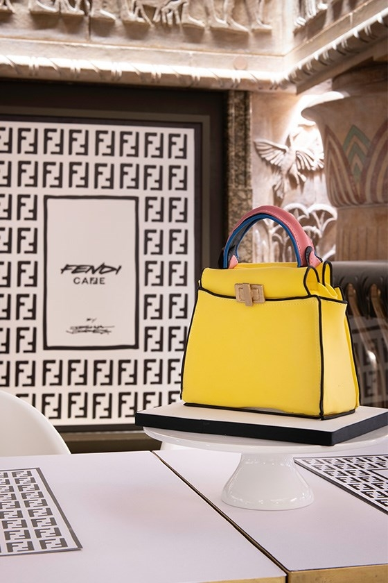 Welcome to the World of Fendi at Harrods - 2019