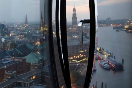 Westin debuts in Hamburg within the Elbphilharmonie, Hamburg's new architectural landmark