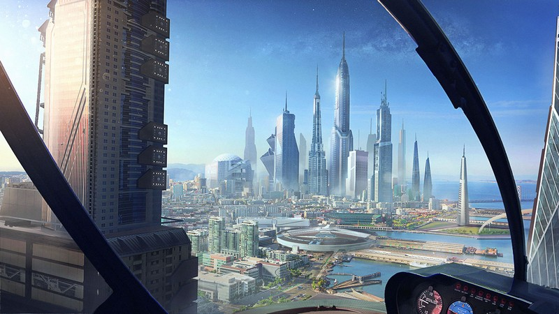 What the year 2037 could look lik