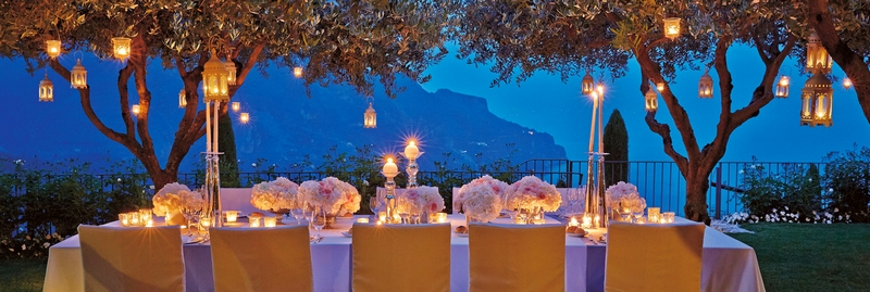 Whether an Amalfi Coast wedding or an Italian coastal honeymoon, let dreams become reality at Belmond Hotel Caruso-