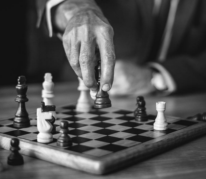 Why CEOs Should Always Be Evaluating Competitive Advantage