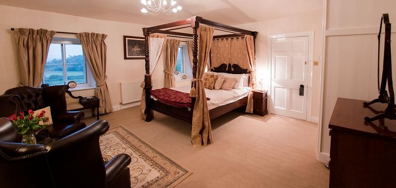 William Madocks Bedroom