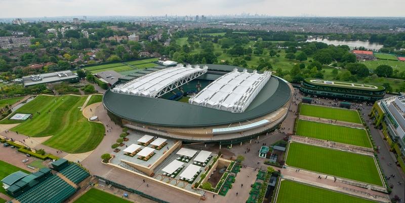 WimbledonAerial