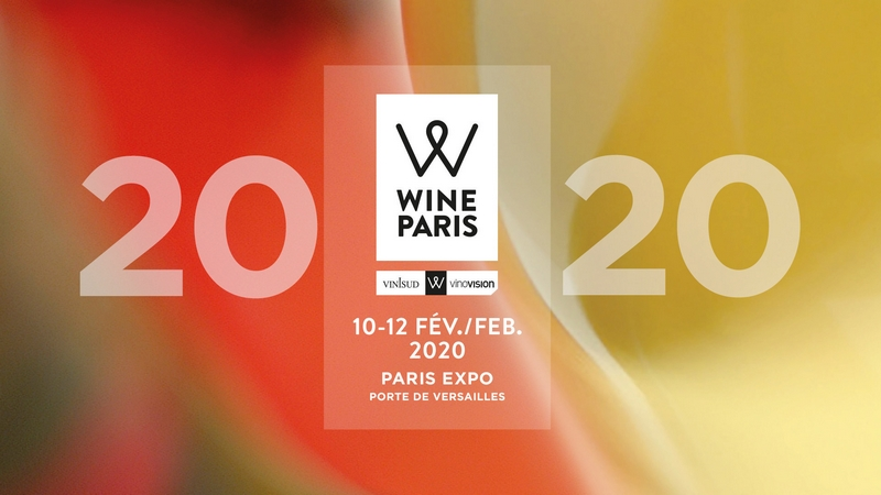 Wine Paris 2020 will take place from Feb 10-12 in Paris, France