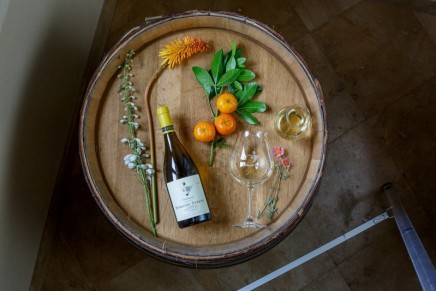 An Oregon Chardonnay was named The White Wine of the Year