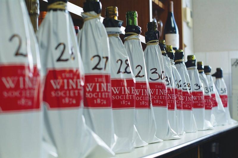 Wine Society Wine Champions