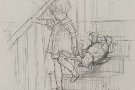 Winnie-the-Pooh heads to V&A for big winter exhibition