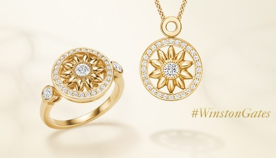 Winston Gates by Harry Winston 2019 collection