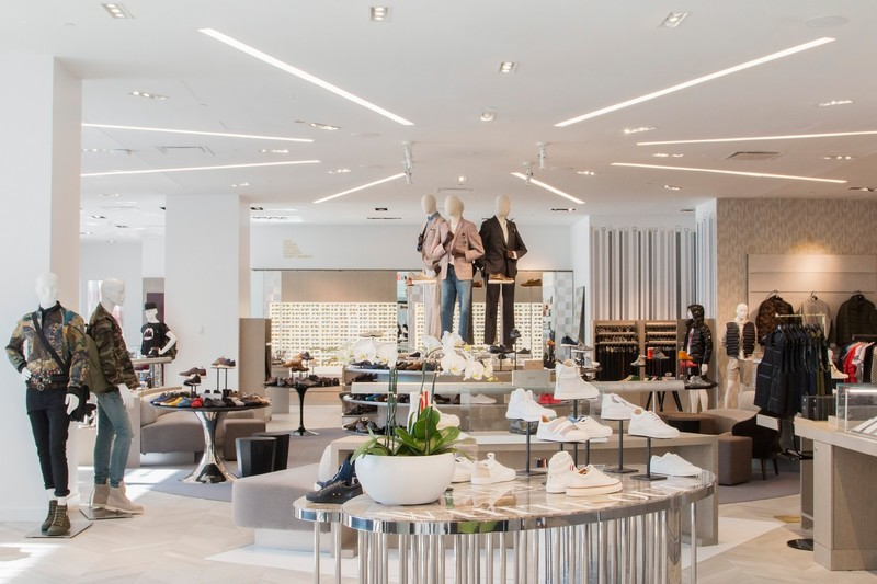 With Saks Downtown Mens, Saks Fifth Avenue is cementing the luxury store as the destination for men