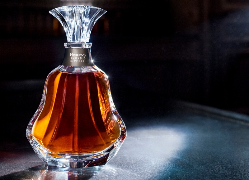 Within Hennessy's Rare Cognac Collection, the jewel in the crown is Paradis Imperial