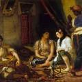 Women of Algiers Delacroix