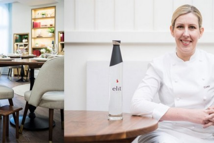 Clare Smyth's best female chef award raises questions about sexism