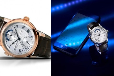 Frederique Constant launches World's first 3.0 Watch and Classic Worldtimer Manufacture