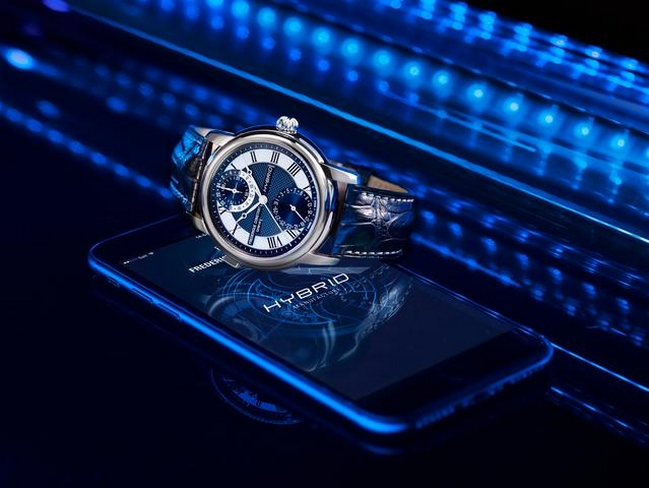 World's first 3.0 Watch is a Frederique Constant Hybrid Manufacture - launch