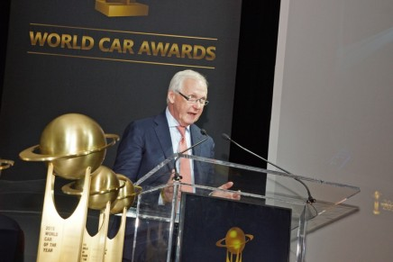 2015 World Luxury Car and 2015 World Car of the Year announced at New York Auto Show 2015