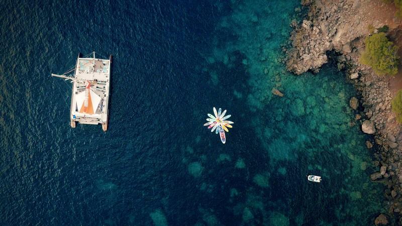 World Oceans Day Biotherm Water Lovers Expedition Baleares