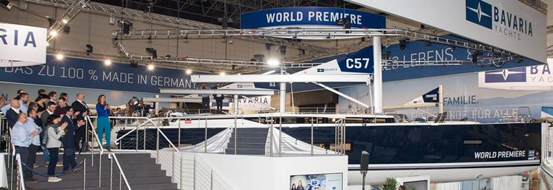 World Premiere - BAVARIA C57 by Bavaria Yachts-