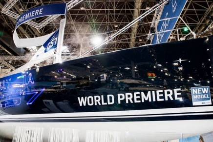 Let your dreams set sail with these new yachts presented at 2017 boot dusseldorf