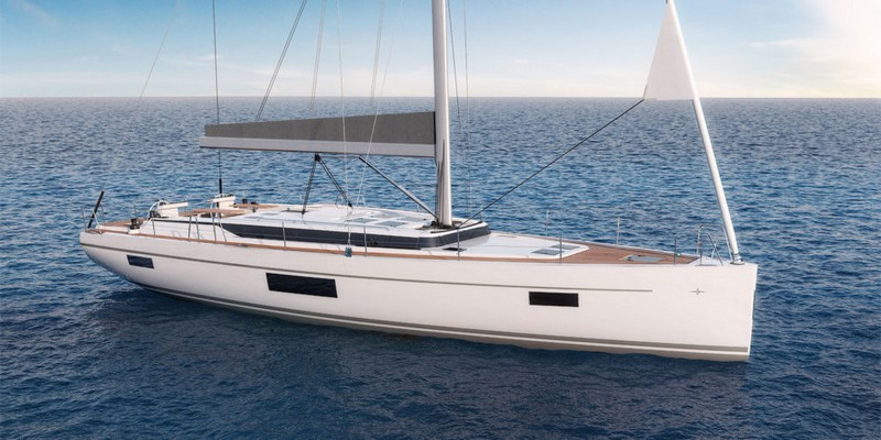 World Premiere - BAVARIA C57 by Bavaria Yachts