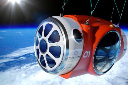 Space travel: High-altitude balloons to offer world's most spectacular panorama and life-changing travel experiences