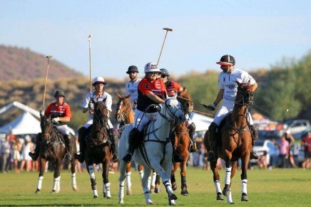 The Bentley Scottsdale Polo Championships 2018 – the world's greatest polo party