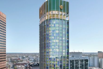 Wyndham Grand Adelaide will become one of the tallest hotels in South Australia