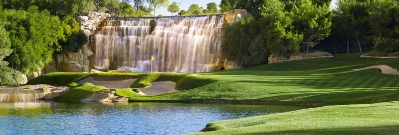 Wynn Golf Club - The only resort golf course on the Las Vegas Strip returns with the grand reopening-