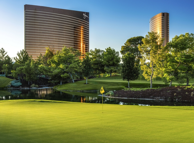 Wynn Golf Club - The only resort golf course on the Las Vegas Strip returns with the grand reopening