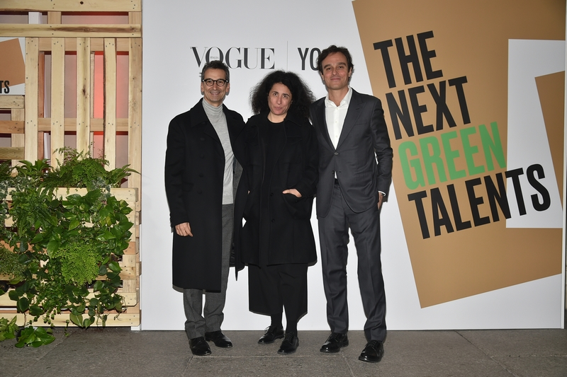 YOOX x Vogue Italia present The Next Green Talents