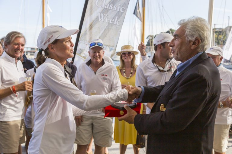 Yacht Club de Monaco pays tribute to American yachts from 1851 to 1973-