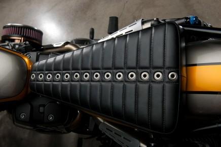 The Yamaha SCR950 By Jeff Palhegyi Designs