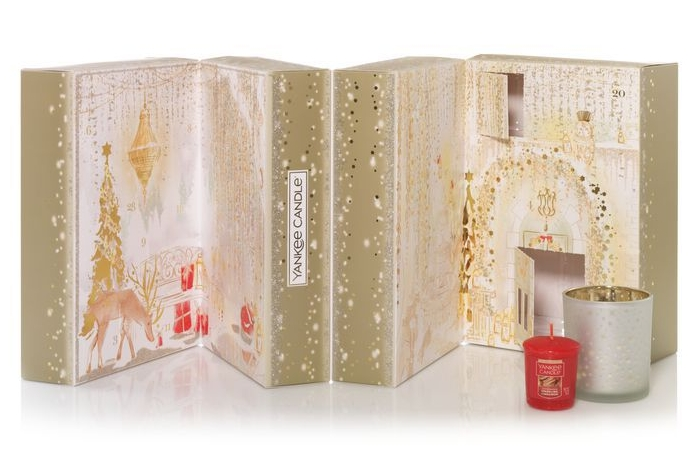 Yankee Candle 2018 Advent Calendar