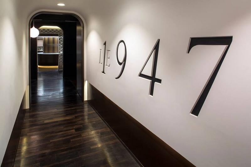Yannick Alleno's 1947 restaurant in Courchevel awarded three stars in 2017 MICHELIN guide France--0