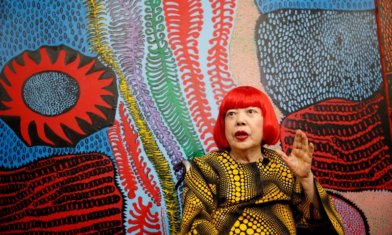 Yayoi Kusama gets her own museum in Tokyo