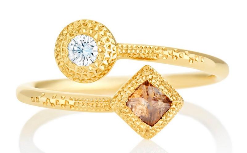 Yellow Gold Talisman Ring