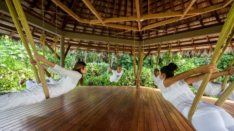 Yoga Classes FourSeasonsMaldives