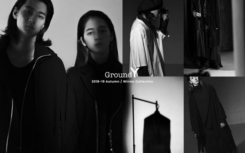 Yohji Yamamoto GroundY