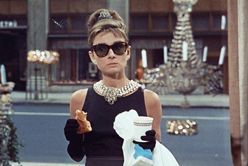 You can now have breakfast at Tiffany at The Blue Box Cafe
