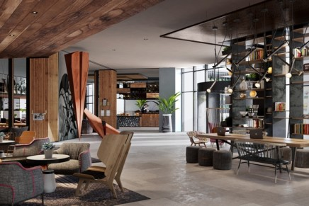 More than just hotel rooms in the heart of new-Dubai