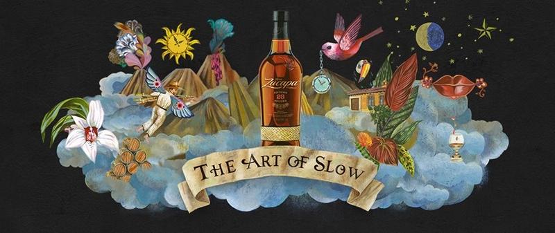 Zacapa Rum The Art of Slow