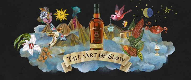 Zacapa Rum The Art of Slow