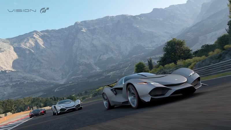 Zagato Isorivolta Vision Gran Turismo-photos-