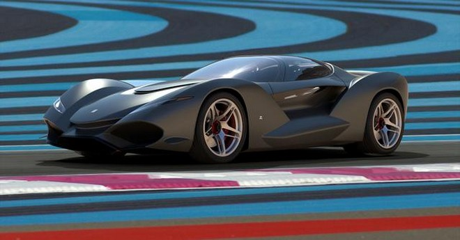 Zagato Isorivolta Vision Gran Turismo-photos