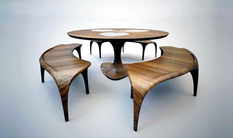 Zaha Hadid Volu Dining Pavilion Design Miami 2015 Volu Dining Pavilion Outdoor  Furniture