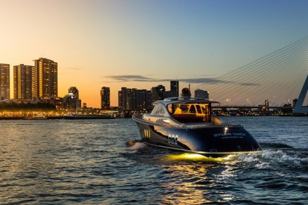 New Z55 by Zeelander Yachts: 360 degrees of luxury approach