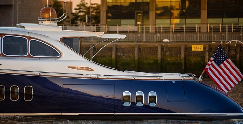 Zeelander Yachts - 2017 fleet-Z55 boat--