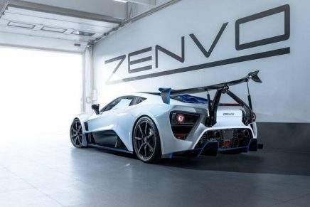 Danish hypercar manufacturer unveils latest commission of 1177bhp twin-supercharged TSR-S model