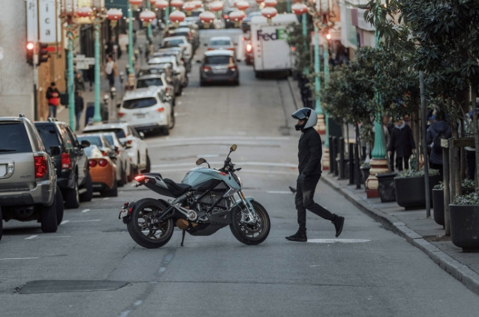 Zero Motorcycles SRF 2019-