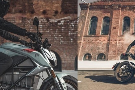 SR/F – the most innovative and powerful electric streetfighter by Zero Motorcycles