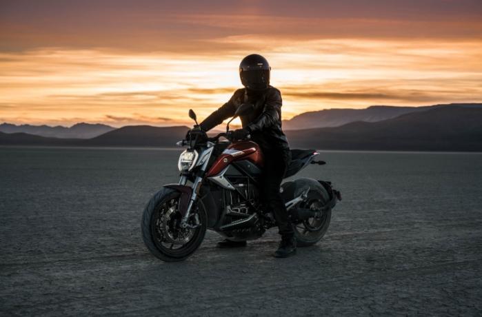 Zero Motorcycles SRF 2019